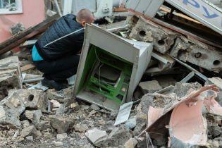 У Харкові пообіцяли 100-тисячну винагороду за поміч у пошуку підривників банкоматів