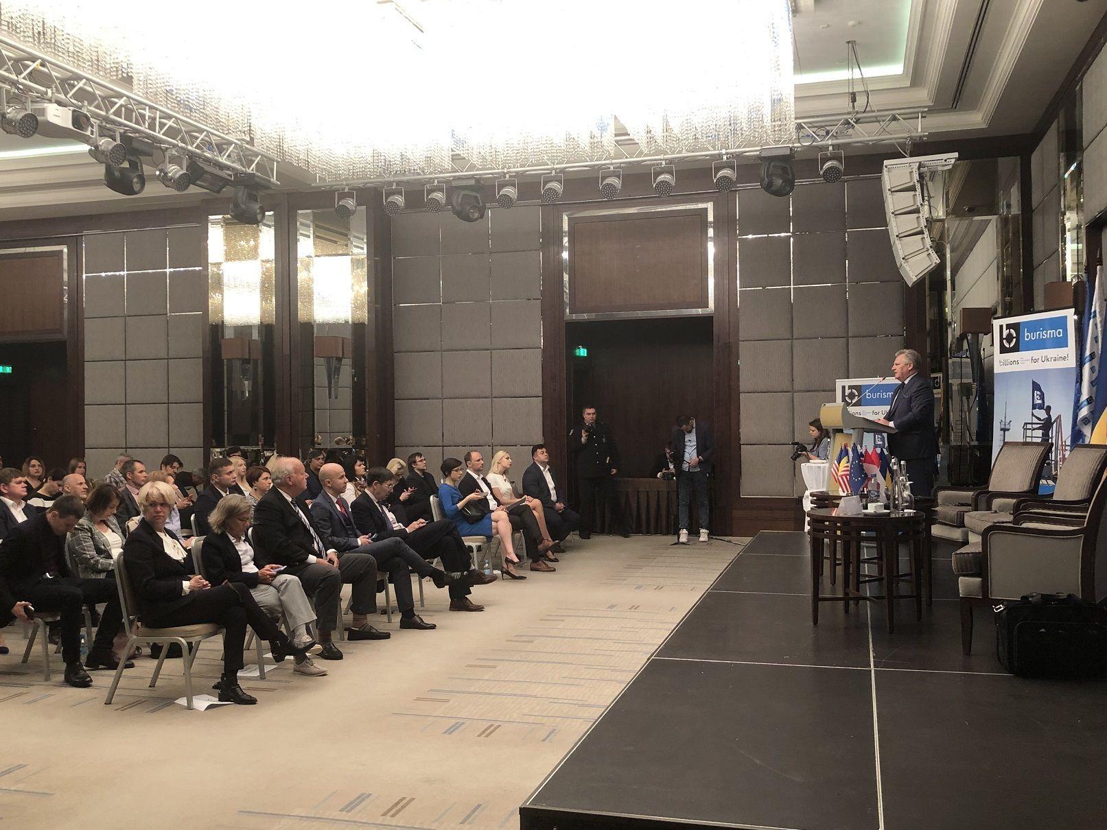 Экс-президентПольши посетил Харьковскую конференцию