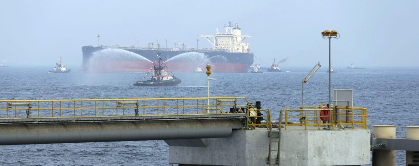 Саудовская Аравия заявила о диверсии против своих танкеров у берегов ОАЭ