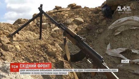 Зведення ООС: бойовики із заборонених мінометів обстріляли Кримське