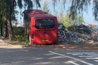 На Мальдивах автобус сбил насмерть украинскую туристку - СМИ