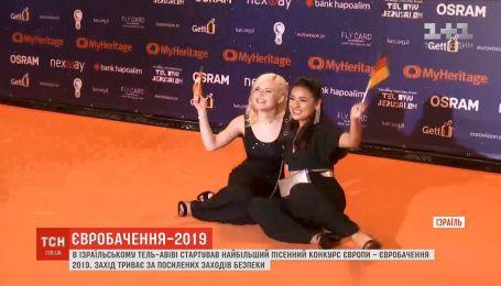В Ізраїлі офіційно стартувало Євробачення-2019