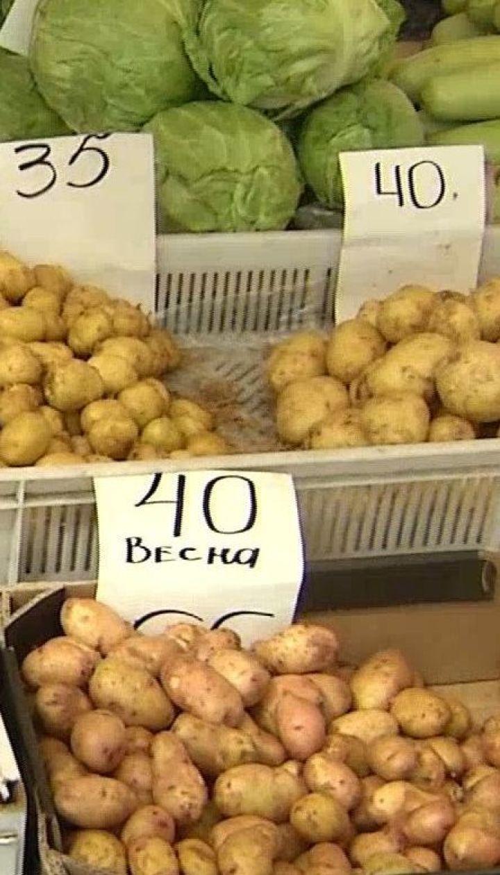 Скільки зараз коштує борщовий набір з молодих та старих овочів