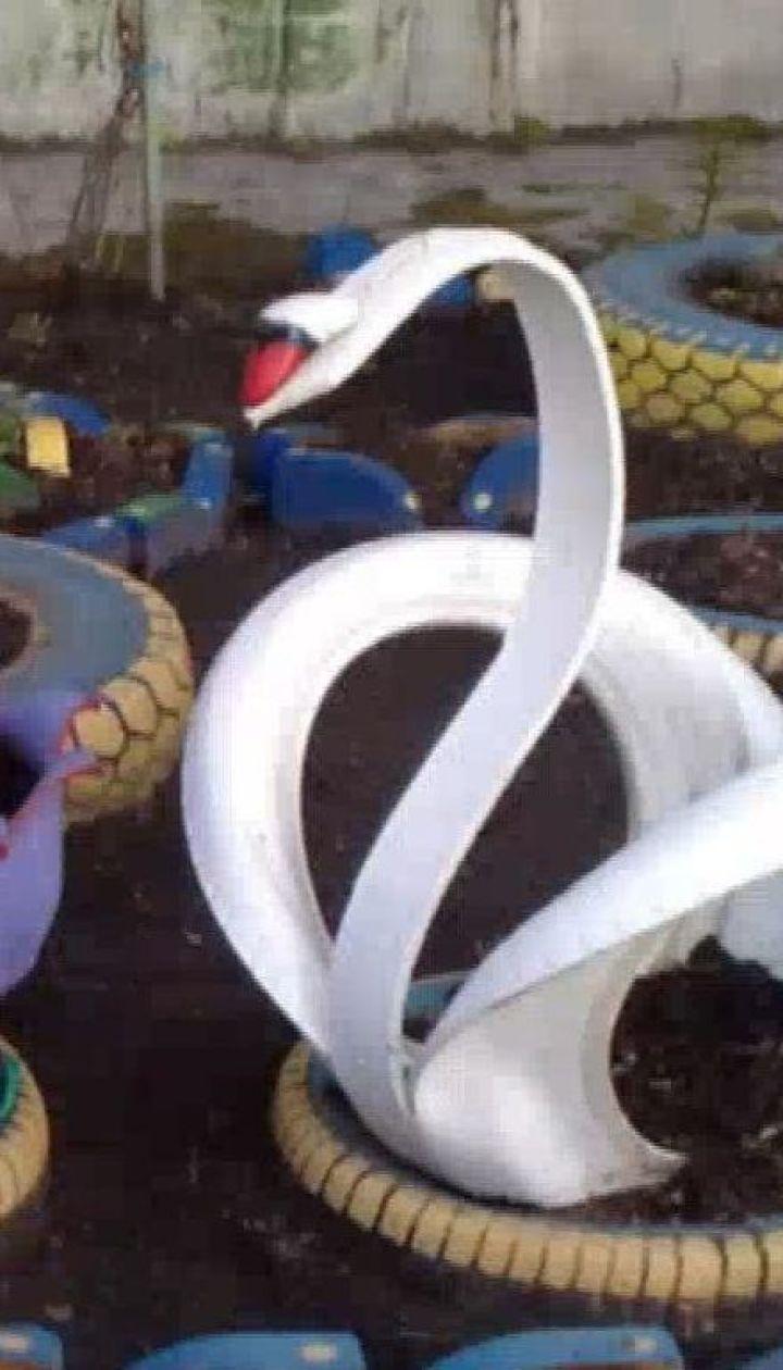 Український ЖЕК-арт: чому варто відмовитися від інсталяцій з покришок у подвір'ях