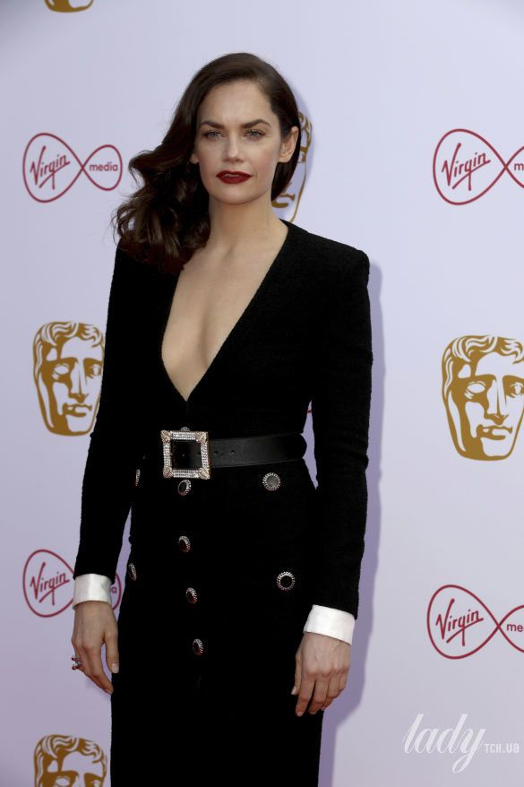 Звезды на Bafta TV Awards 2019_1