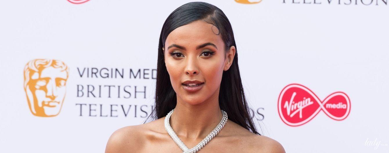 Откровенные декольте звезд на Bafta TV Awards 2019