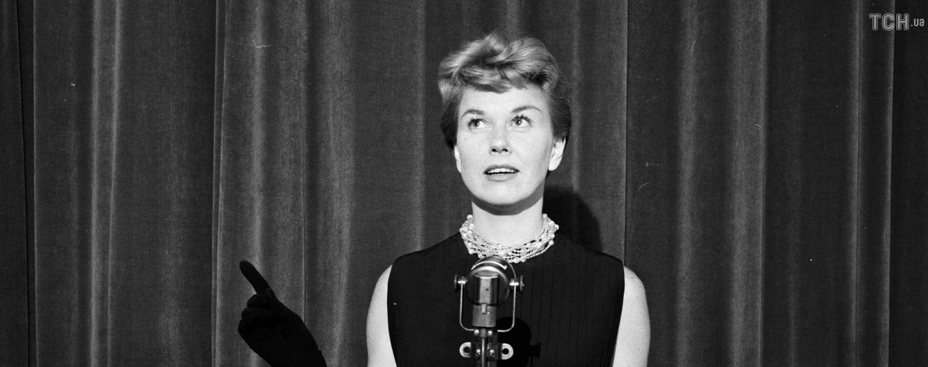 Умерла легенда Голливуда Дорис Дэй