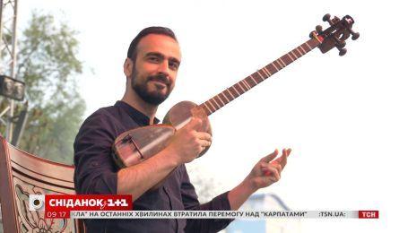 У Києві відбувся музичний фестиваль Ethno Jazz Azerbaijan