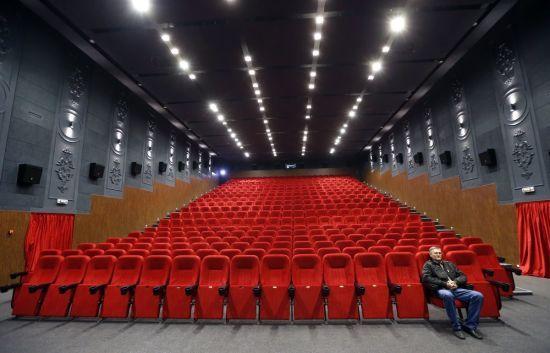 Кінотеатри зможуть відкрити з обмеженням у 30% місць - Мінкульт