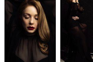 У прозорій сукні і з червоною помадою: вечірній образ Тіни Кароль