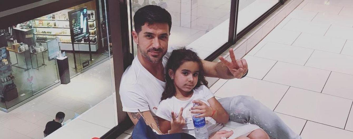 Экс-муж Ани Лорак впервые за долгое время увиделся с дочерью