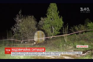 В Житомирской области загорелась цистерна с ядохимикатами: опасные вещества попали в воздух и почву