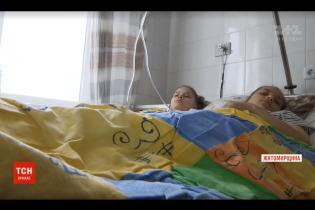 Восемь школьников, которые отравились газом в школе на Житомирщине, находятся в реанимации