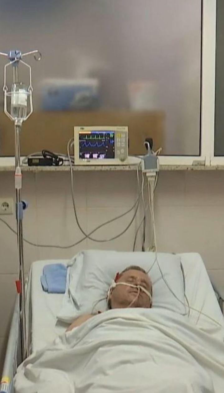 Студенти медколеджу вивели чоловіка з клінічної смерті