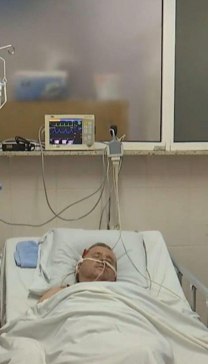 Студенты медколледжа вывели мужчину из клинической смерти