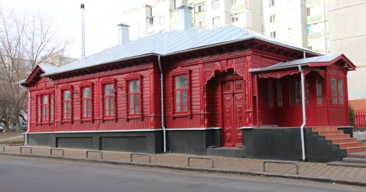 Чернигов теряет уникальные резные дома позапрошлого века