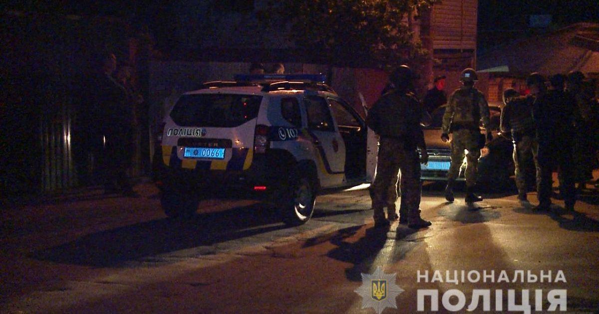 @ ГУ НП в Винницкой области