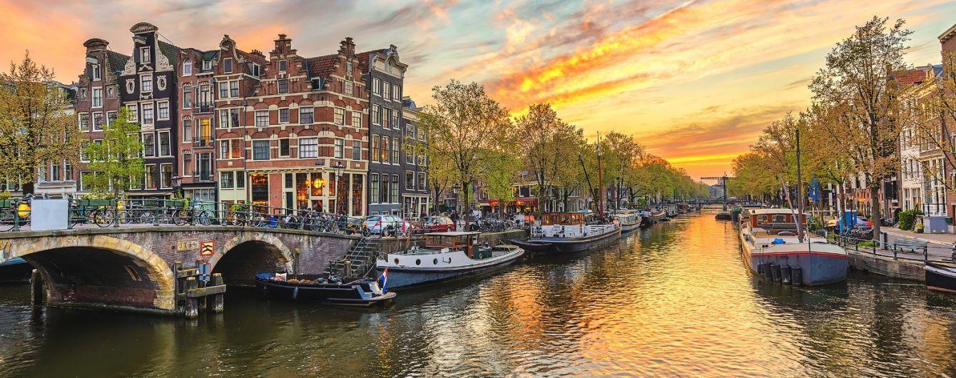 У Нідерландах планують припинити розвиток основних напрямків туризму
