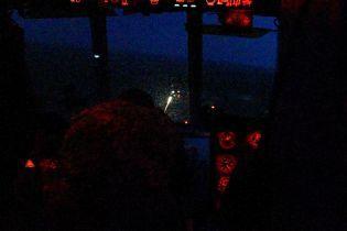 В Украине впервые за времена независимости были проведены авиационные учения ночного боя