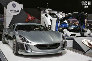 Hyundai вложит $90 млн в создание электрического гиперкара