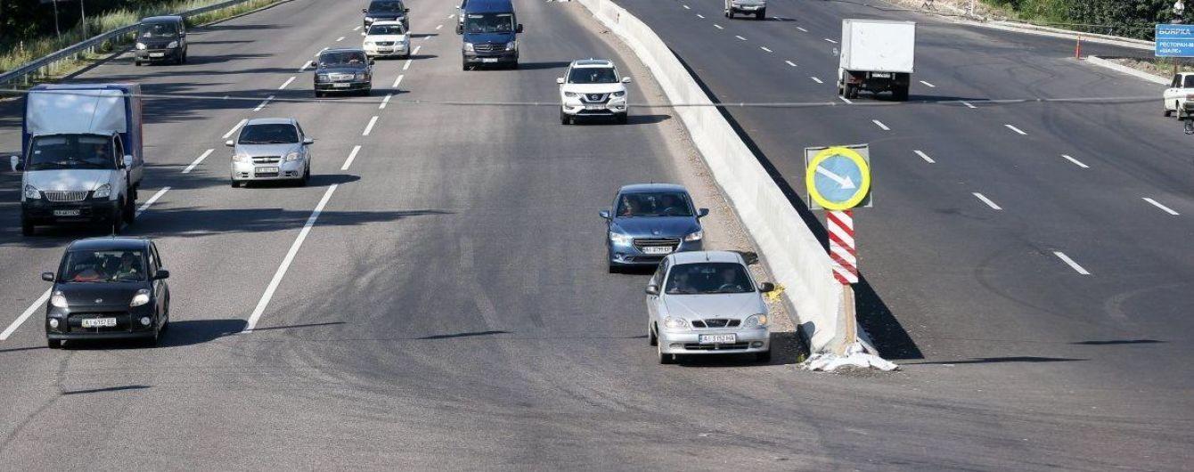 В Минрегионе предлагают строить только безопасные одноуровневые развороты на трассах