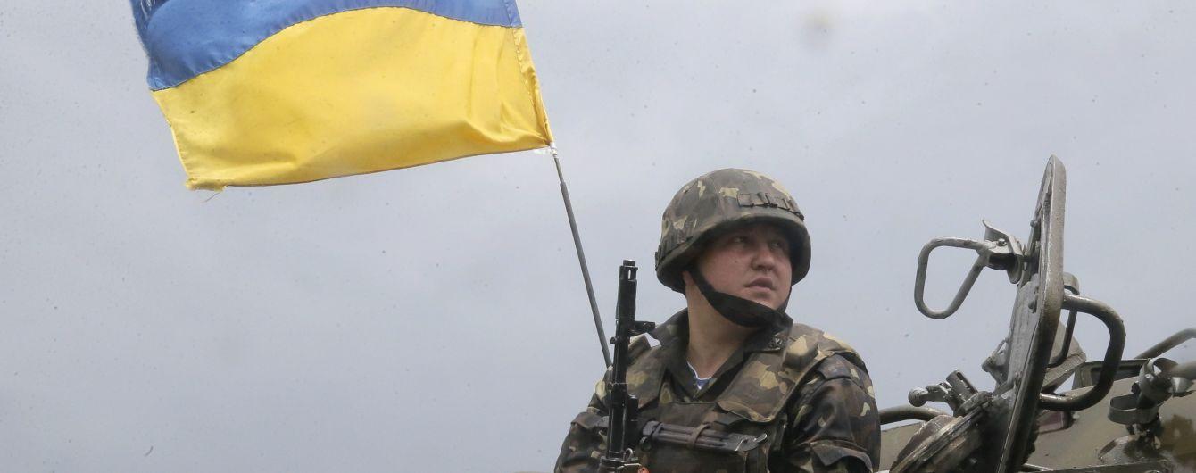 Террористы на Донбассе 26 раз открывали огонь по бойцам ООС