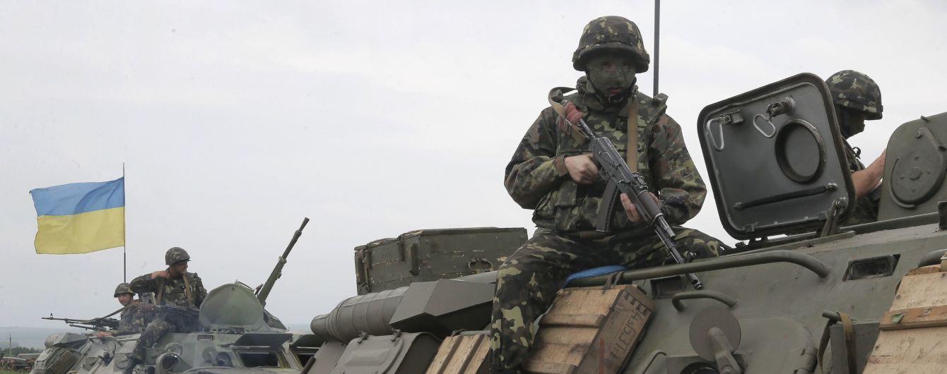 Бойовики здійснили два обстріли українських позицій - штаб ООС
