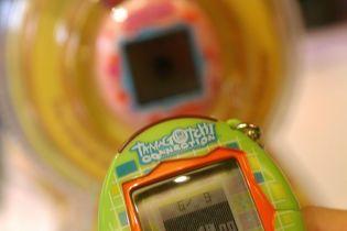 Производитель Tamagotchi выпустит новую версию популярной игрушки