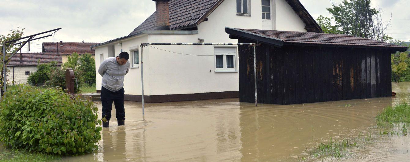 В Європі повені набирають обертів: страждають і сусідні з Україною регіони