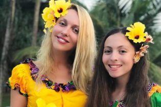 14-летняя дочь Поляковой сообщила о неожиданном пополнении в семье