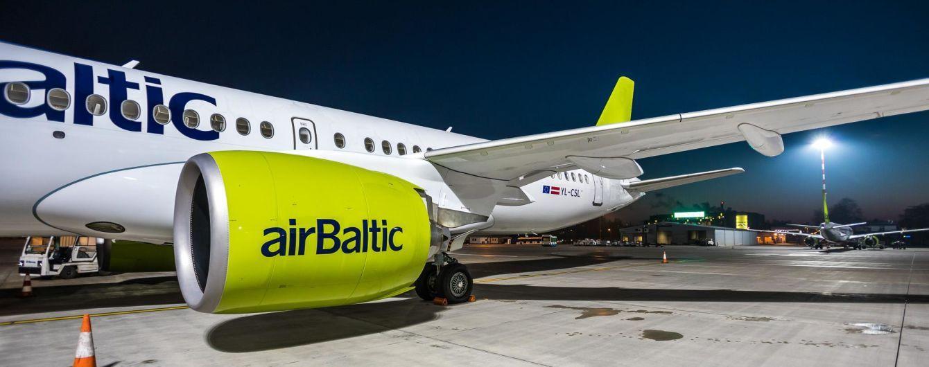 АirBaltic открыл распродажу на все направления