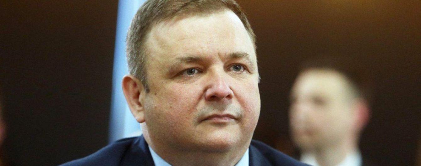 Голова Конституційного суду Шевчук звинуватив Порошенка у своєму звільненні