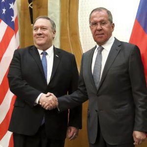 Лавров бреше: Помпео заперечив слова глави МЗС РФ про зміст розмови з Трампом