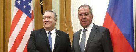 Лавров врет: Помпео опроверг слова главы МИД РФ о содержании разговора с Трампом