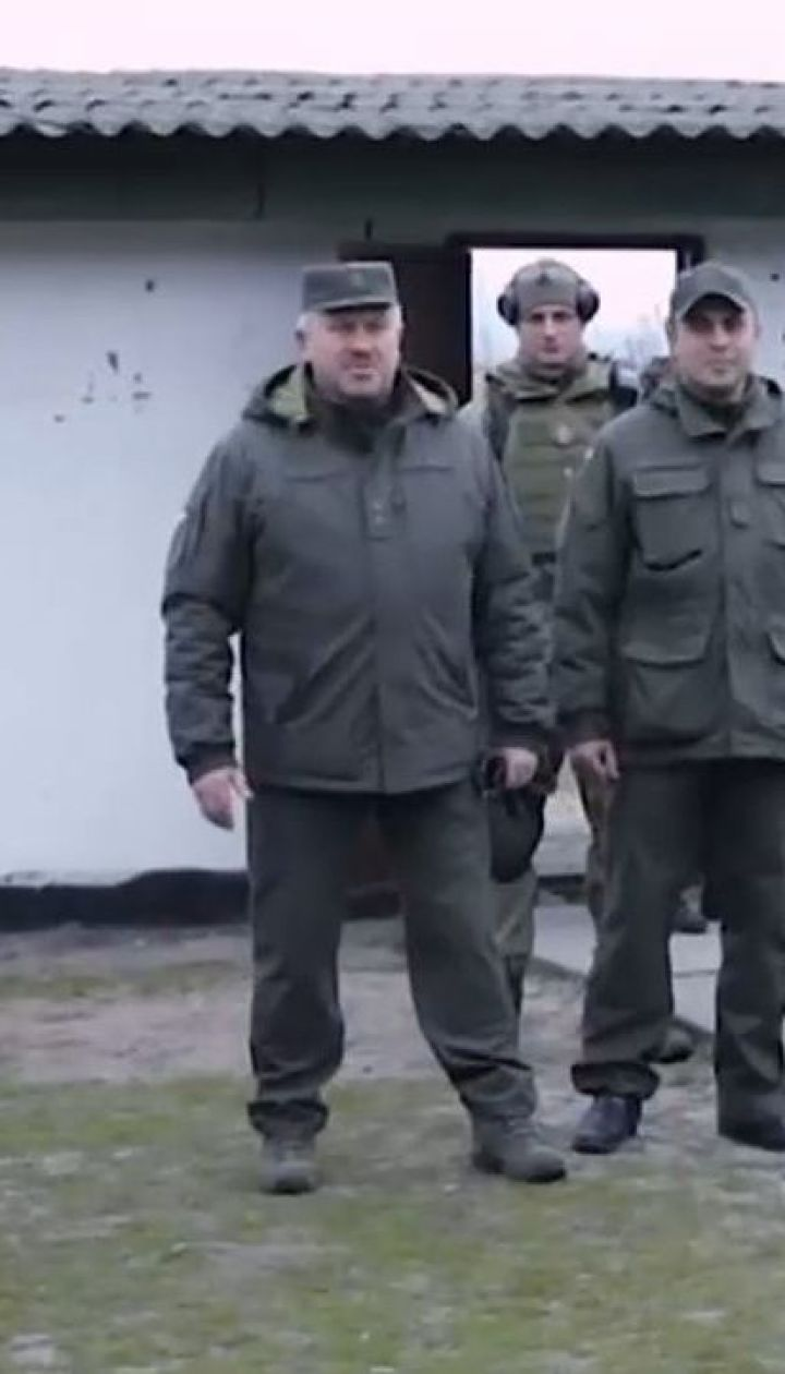 Следователи НАБУ задержали экс-командующего Нацгвардии Юрия Аллерова