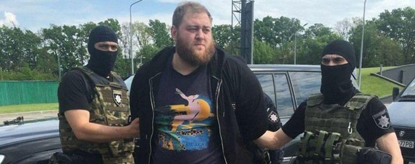 Резонансное убийство байкера в Киеве: подозреваемый сбежал из психбольницы, его задержали в кинотеатре