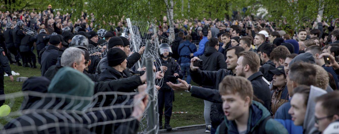 """""""Конфлікт вичерпано"""": губернатор закликав змінити місце для скандального храму в Єкатеринбурзі"""