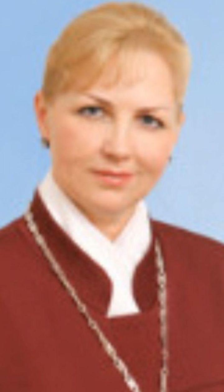 Конституційний суд очолила Наталя Шаптала