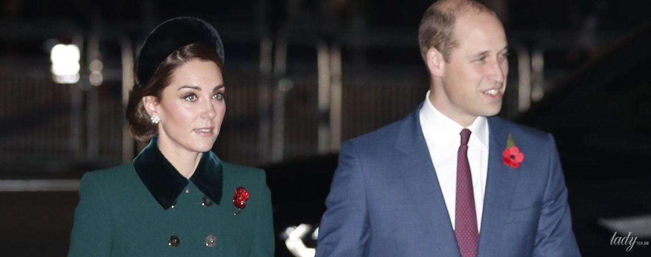 Герцог і герцогиня Кембриджські познайомилися з сином Сассексів