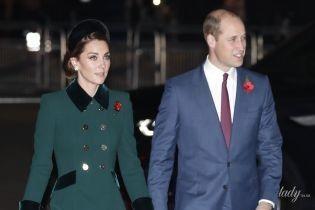 Герцог и герцогиня Кембриджские познакомились с сыном Сассексов
