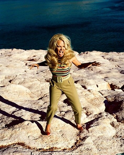 Памела Андерсон для Vogue_4