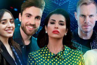 """""""Евровидение-2019"""": песни участников второго полуфинала конкурса"""