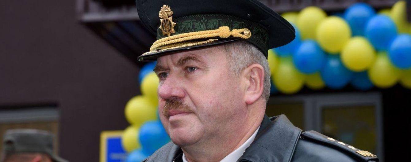 НАБУ повідомило про підозру екс-командувачу Нацгвардії