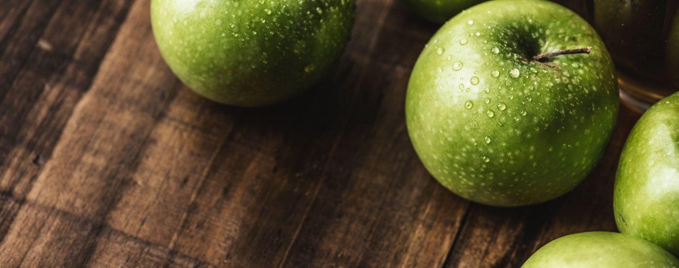 Українці за зиму не доїли 80 тисяч тонн яблук