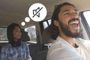 """Uber додав опцію """"тихий таксист"""" для Америки"""