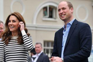 Кейт и принц Уильям наконец-то познакомились с крошечным племянником