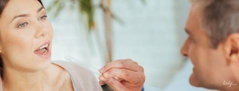 Ангіна під час вагітності: симптоми та наслідки