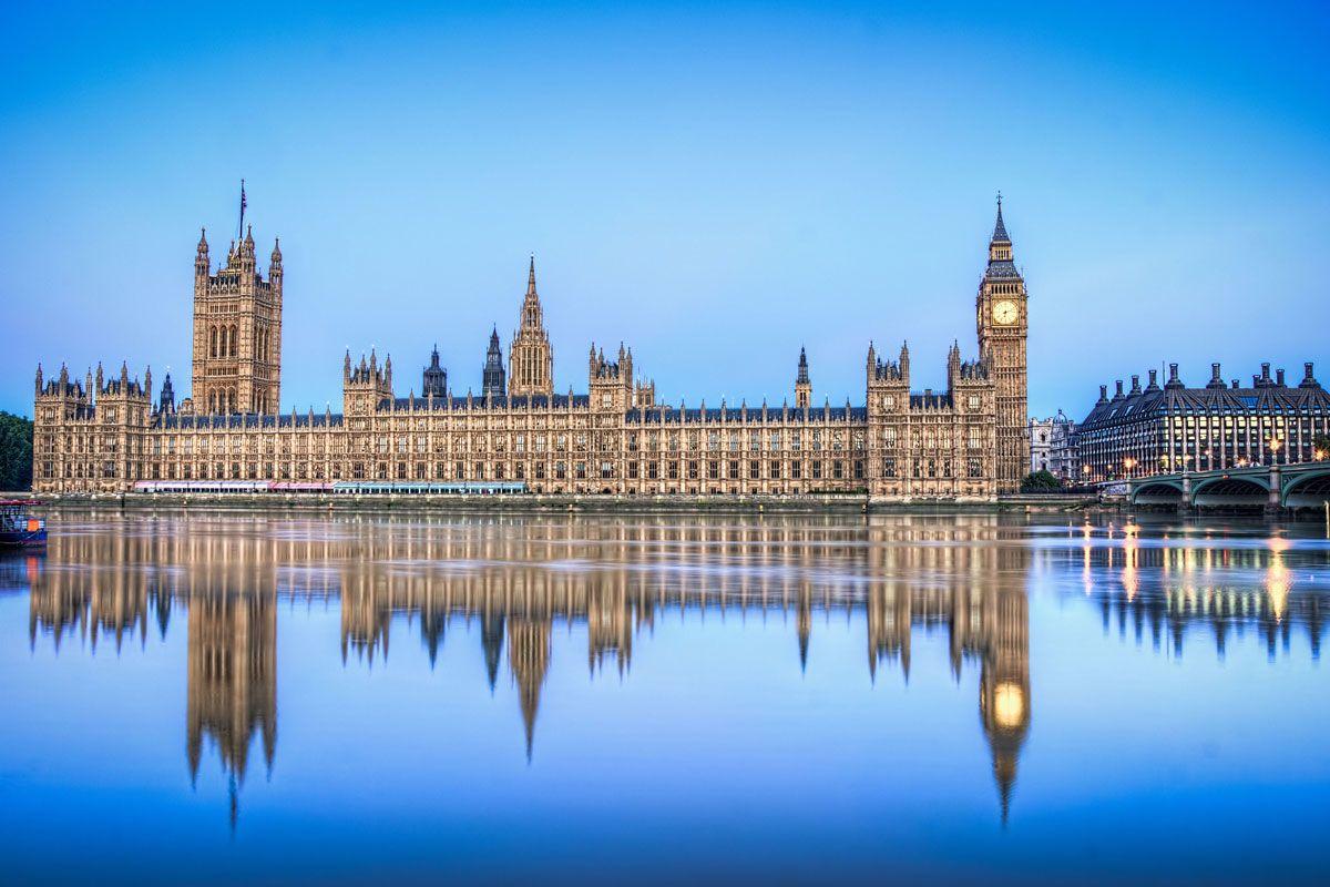 Вестминстерский дворец (Лондон