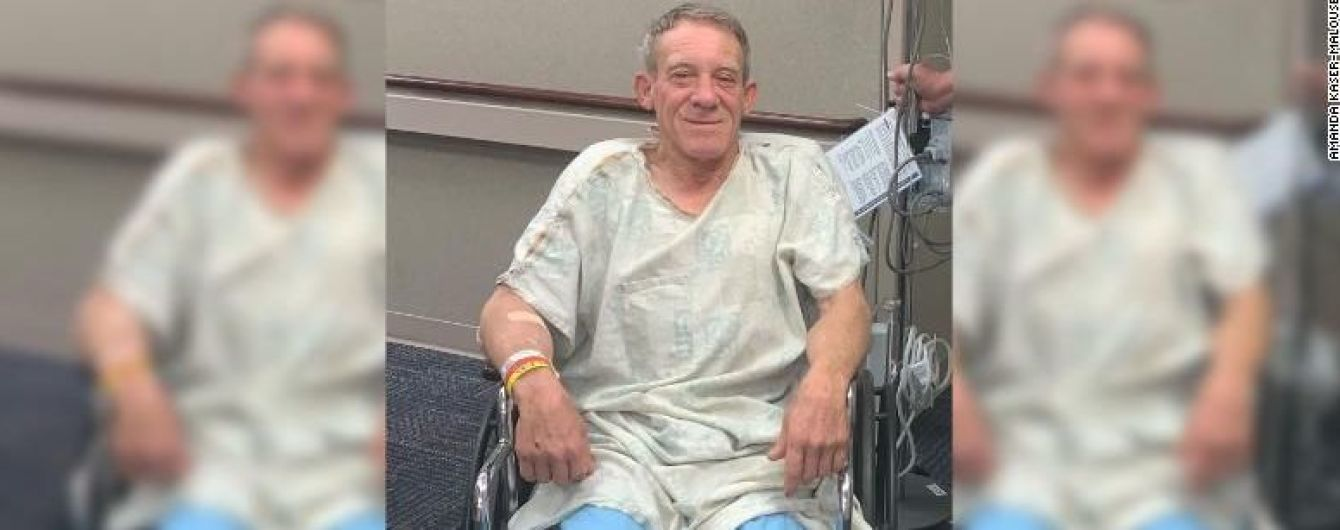 В США фермер отрезал себе ногу карманным ножом, чтобы спастись из шнека