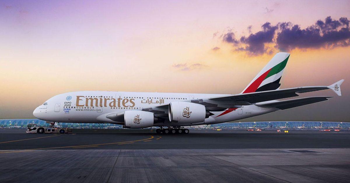 Авиакомпания Emirates анонсировала распродажу билетов